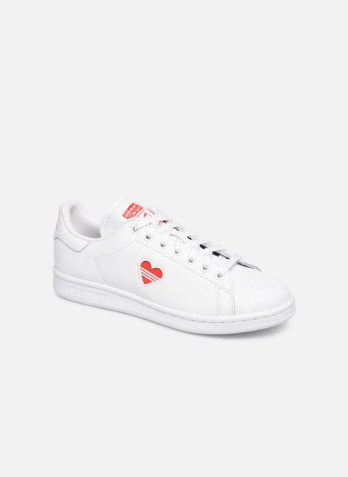 adidas originals Stan Smith W Trainers in White at Sarenza