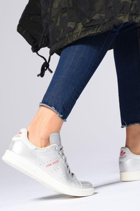Sneakers adidas originals Stan Smith W Röd bild från under