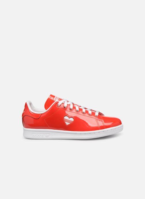 Deportivas adidas originals Stan Smith W Rojo vistra trasera