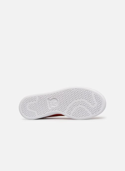 Sneakers adidas originals Stan Smith W Röd bild från ovan