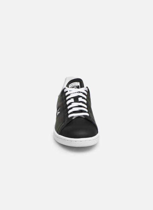 Deportivas adidas originals Stan Smith W Negro vista del modelo