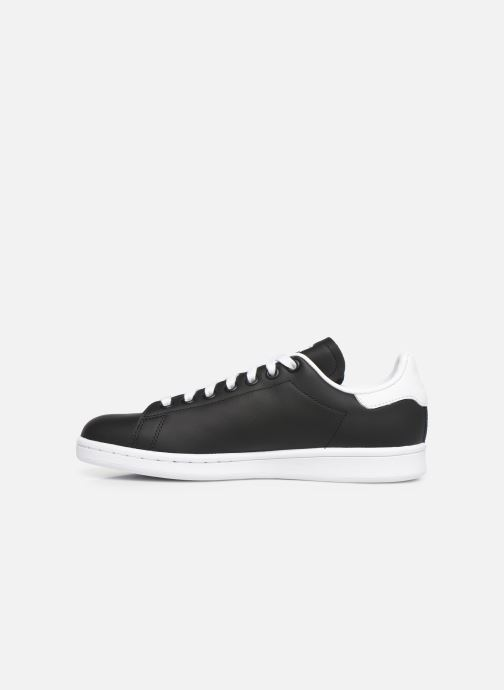 Deportivas adidas originals Stan Smith W Negro vista de frente