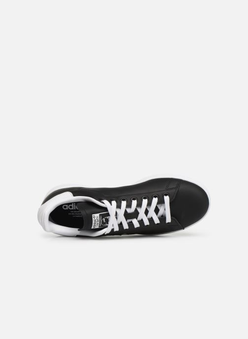 Deportivas adidas originals Stan Smith W Negro vista lateral izquierda