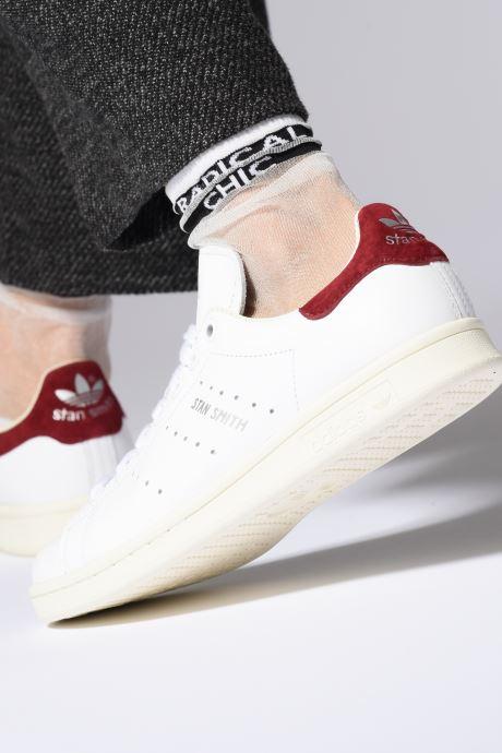 Sneakers adidas originals Stan Smith W Azzurro immagine dal basso