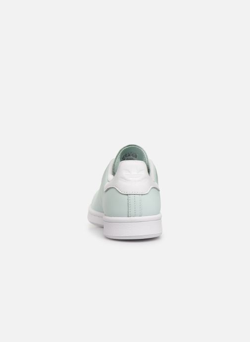 Trainers adidas originals Stan Smith W Blue view from the right