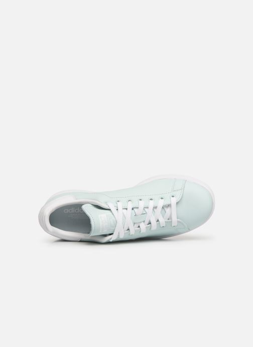 Trainers adidas originals Stan Smith W Blue view from the left