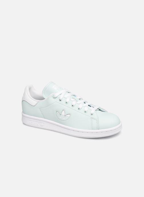 Sneakers Adidas Originals Stan Smith W Blå detaljerad bild på paret