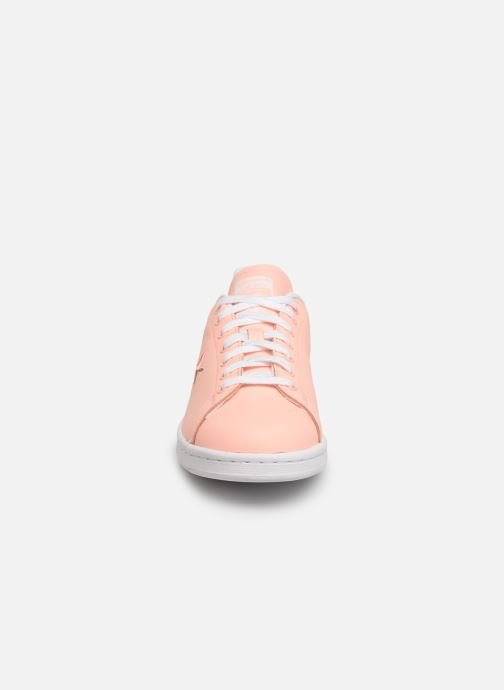 Trainers Adidas Originals Stan Smith W Pink model view