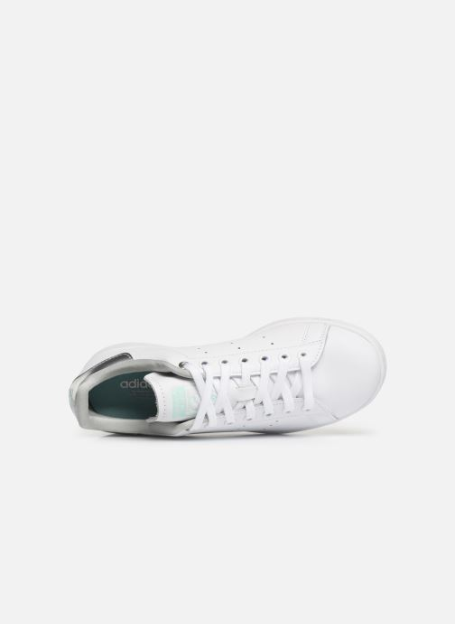 Baskets adidas originals Stan Smith W Blanc vue gauche