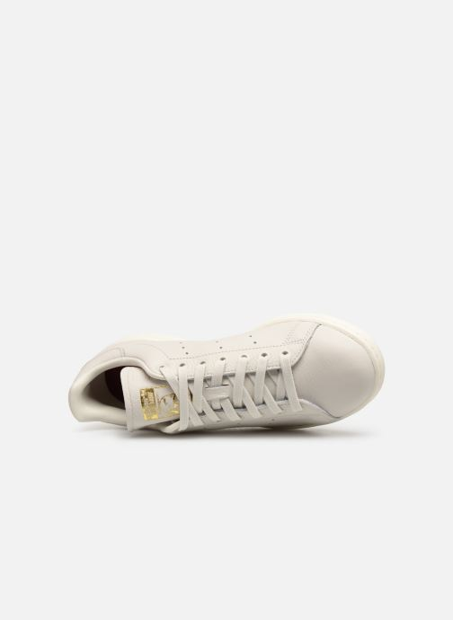 Deportivas adidas originals Stan Smith W Blanco vista lateral izquierda