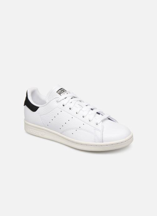 cheap for discount f822e 17582 Baskets Adidas Originals Stan Smith W Blanc vue détailpaire