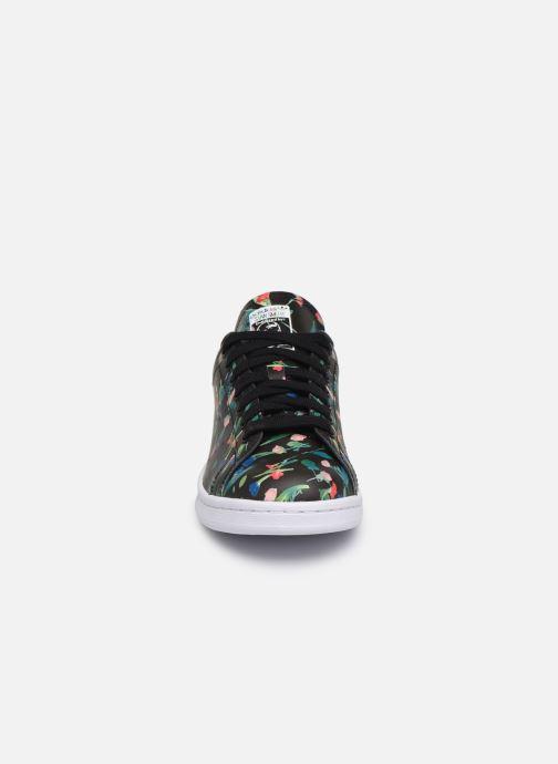 Baskets adidas originals Stan Smith W Noir vue portées chaussures