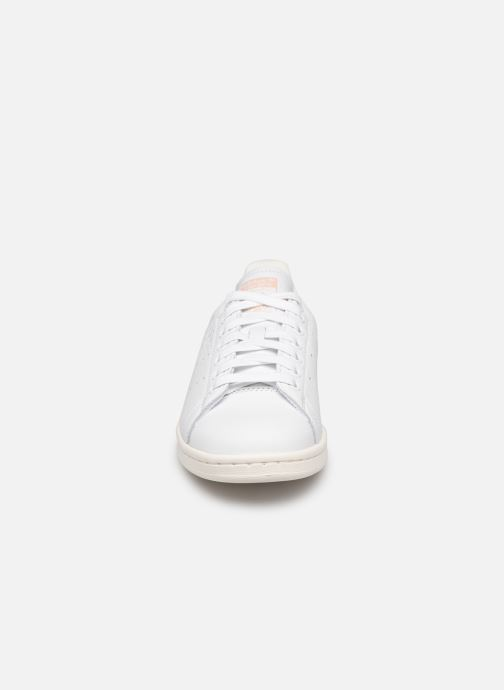 Trainers adidas originals Stan Smith W White model view