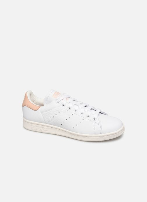 Trainers adidas originals Stan Smith W White detailed view/ Pair view