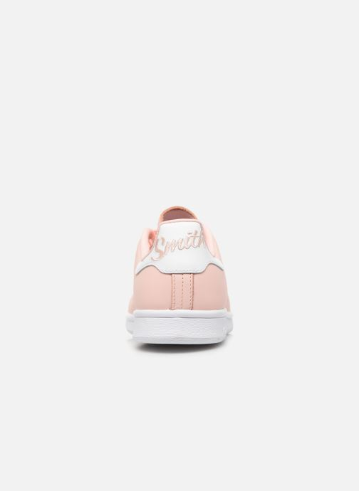 Baskets adidas originals Stan Smith W Rose vue droite