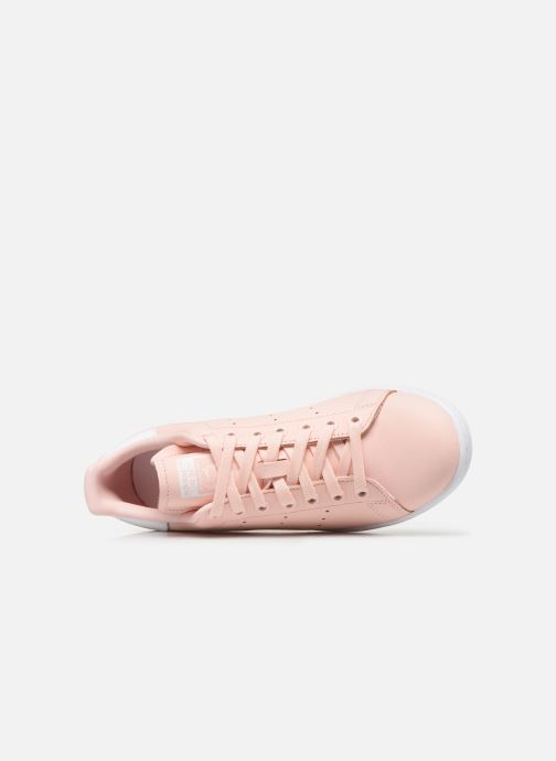 Baskets adidas originals Stan Smith W Rose vue gauche