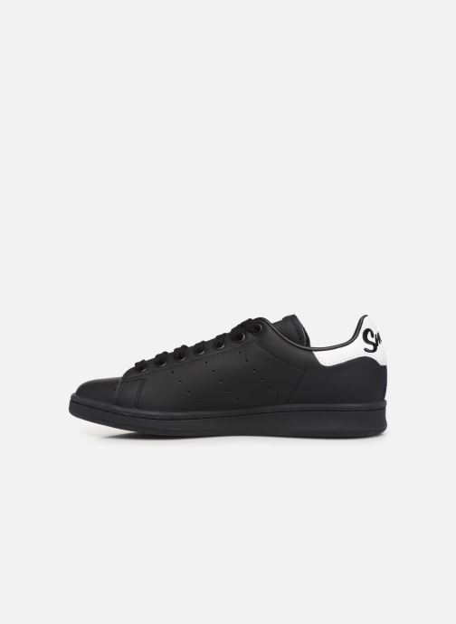 Sneakers adidas originals Stan Smith W Zwart voorkant