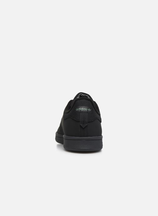 Baskets adidas originals Stan Smith W Noir vue droite