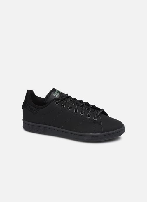 Baskets adidas originals Stan Smith W Noir vue détail/paire