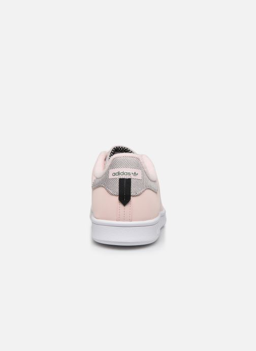 Sneakers adidas originals Stan Smith W Rosa immagine destra
