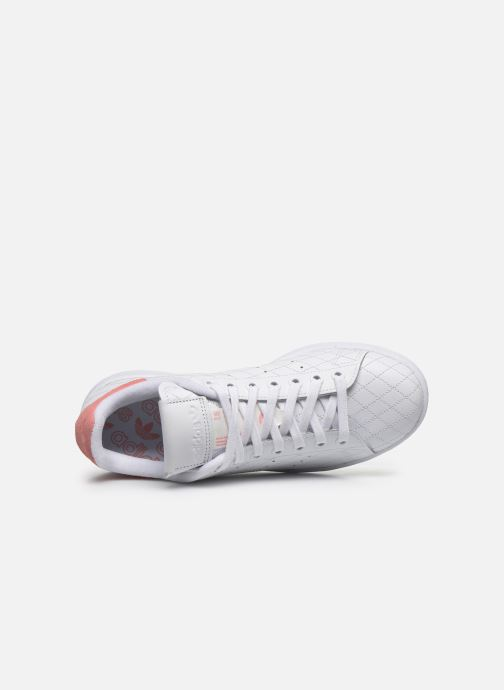 Baskets adidas originals Stan Smith W Blanc vue gauche
