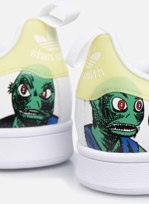 Sneakers adidas originals Stan Smith W Bianco immagine 3/4