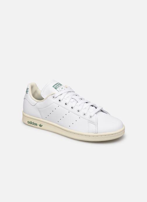 Deportivas adidas originals Stan Smith W Blanco vista de detalle / par