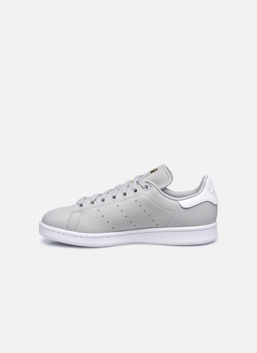 Baskets adidas originals Stan Smith W Gris vue face