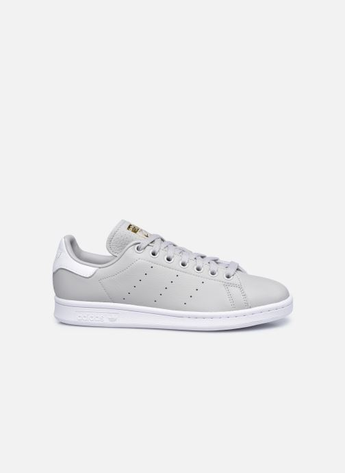 Baskets adidas originals Stan Smith W Gris vue derrière