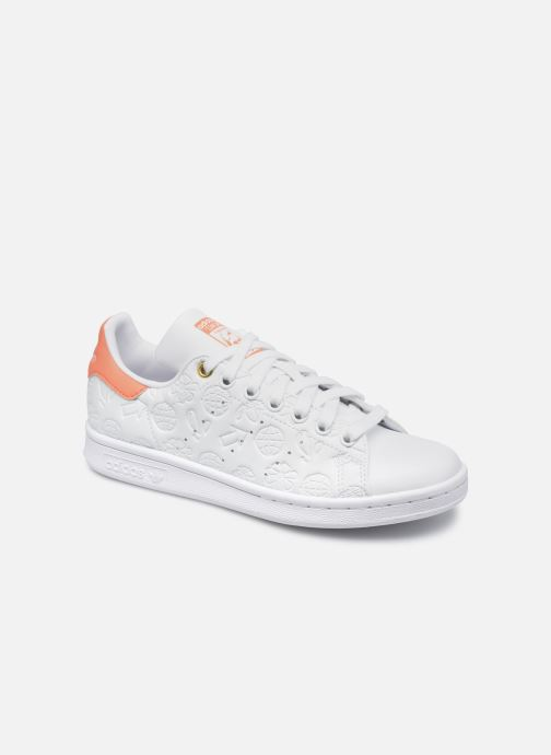 Sneaker adidas originals Stan Smith W weiß detaillierte ansicht/modell