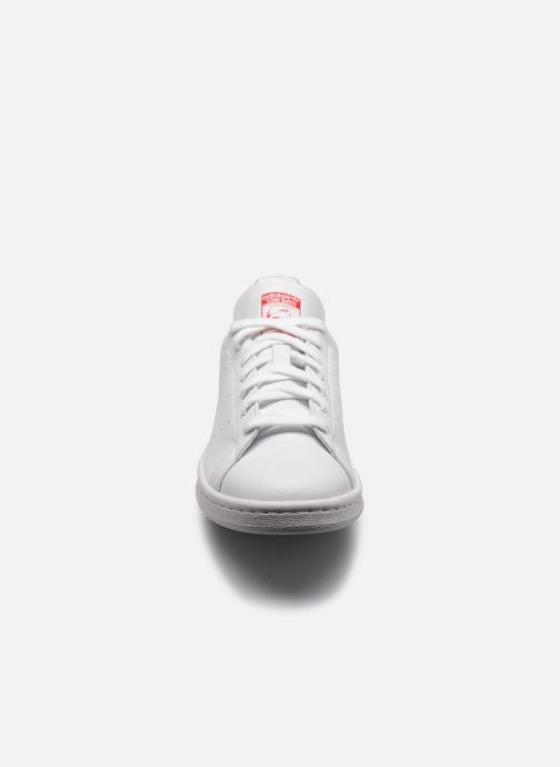 Sneaker adidas originals Stan Smith W weiß schuhe getragen