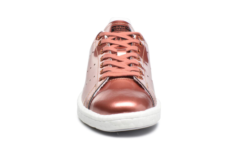Baskets Adidas Originals Stan Smith W Or et bronze vue portées chaussures