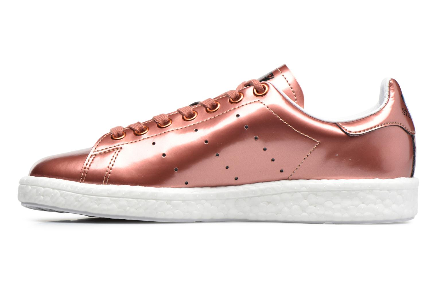 Deportivas Adidas Originals Stan Smith W Oro y bronce vista de frente