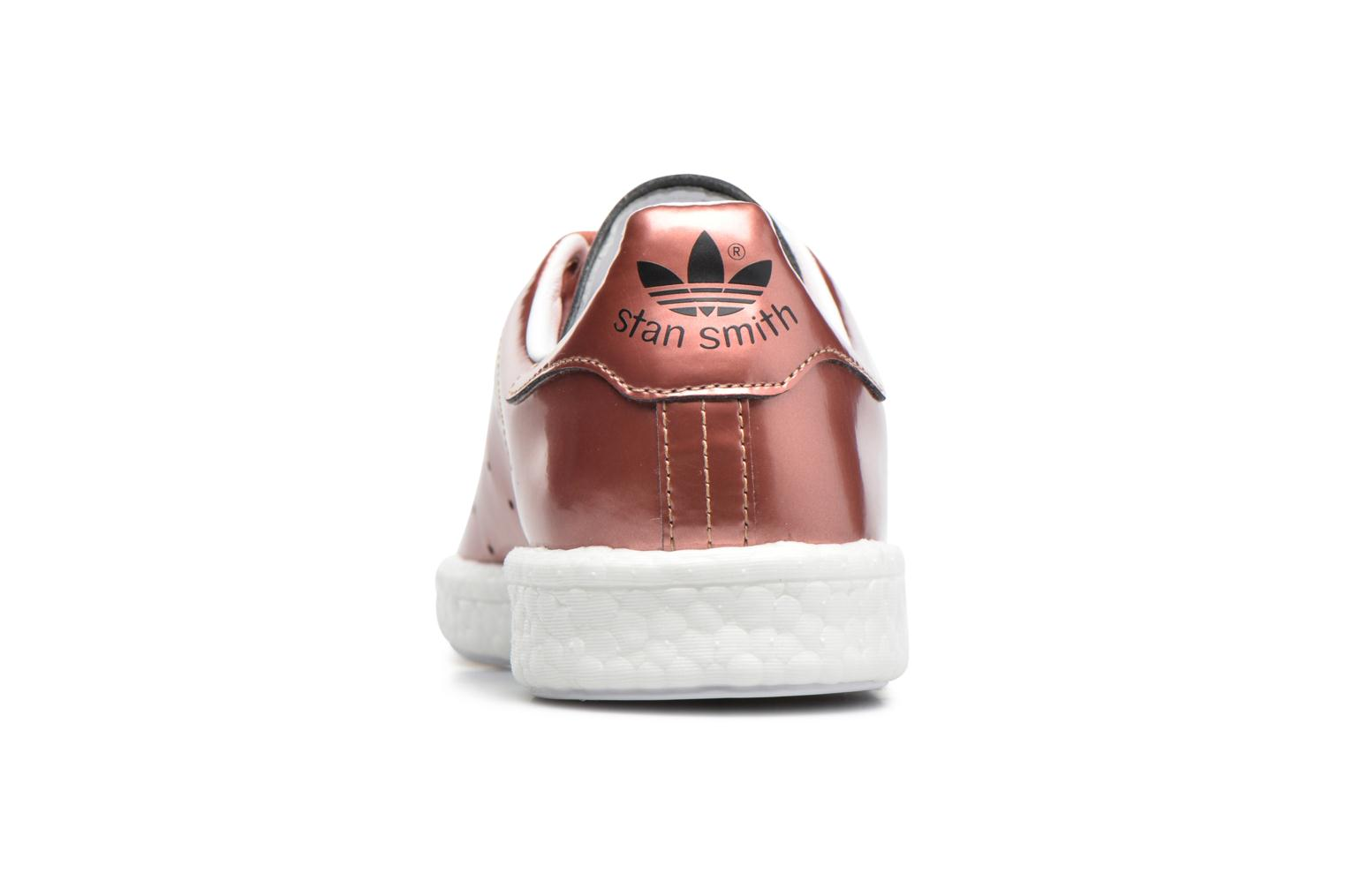 Deportivas Adidas Originals Stan Smith W Oro y bronce vista lateral derecha