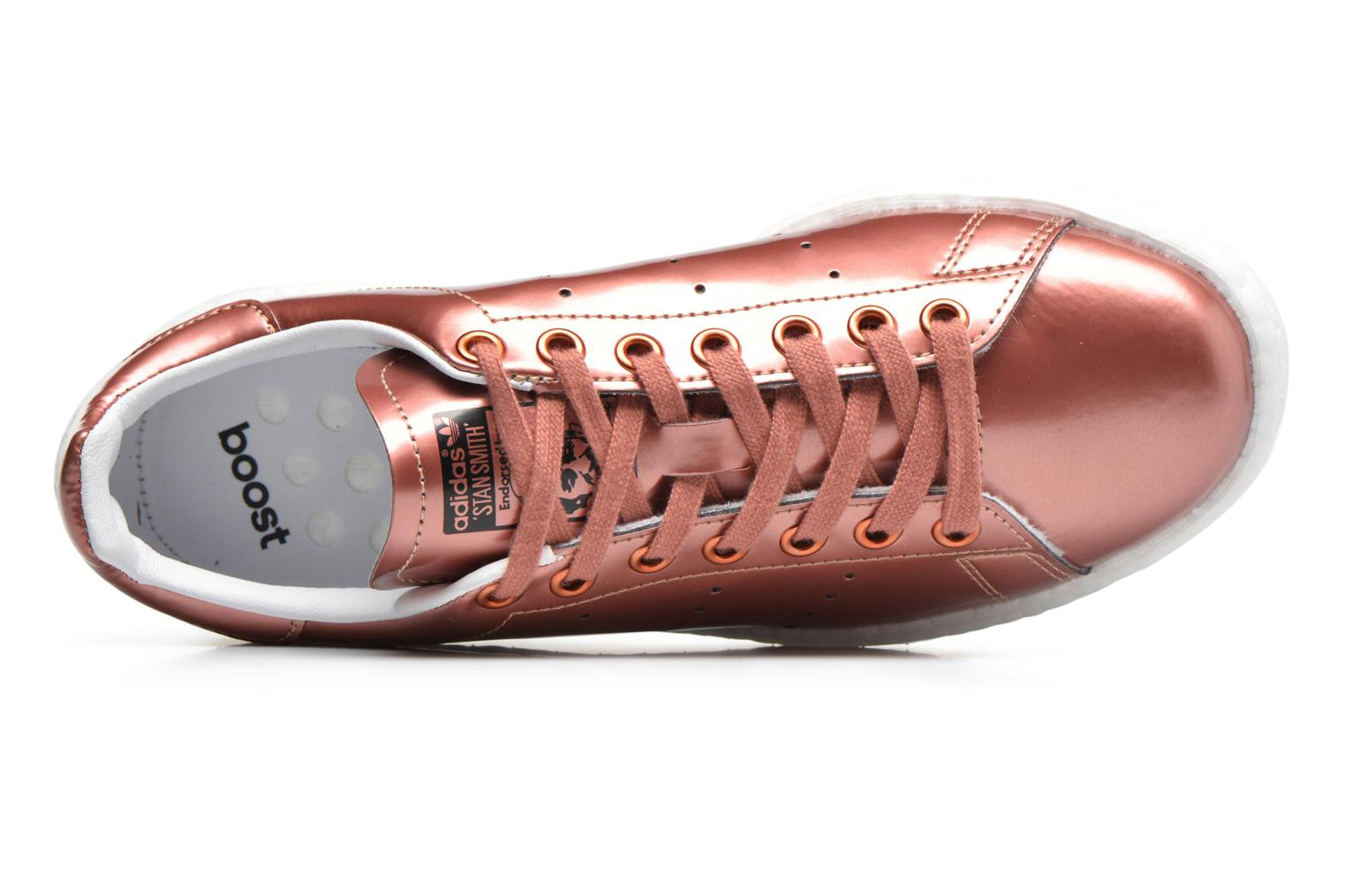 Deportivas Adidas Originals Stan Smith W Oro y bronce vista lateral izquierda