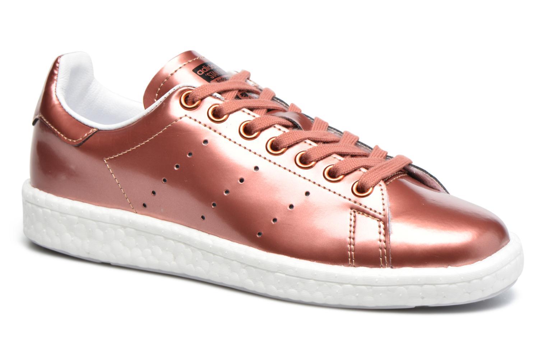 Baskets Adidas Originals Stan Smith W Or et bronze vue détail/paire