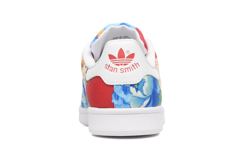 Baskets Adidas Originals Stan Smith W Multicolore vue droite