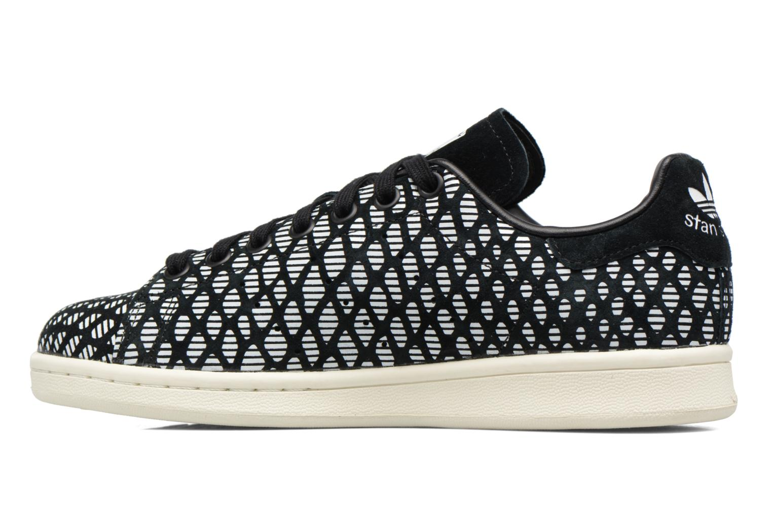 Baskets Adidas Originals Stan Smith W Noir vue face