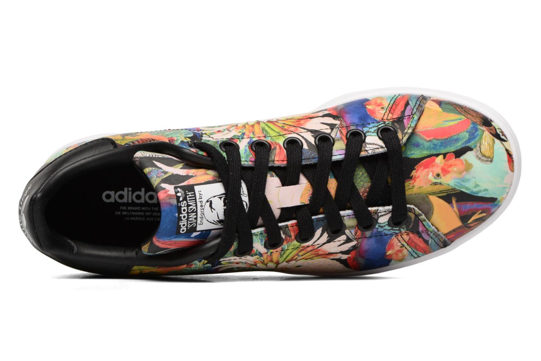 Baskets Adidas Originals Stan Smith W Multicolore vue gauche