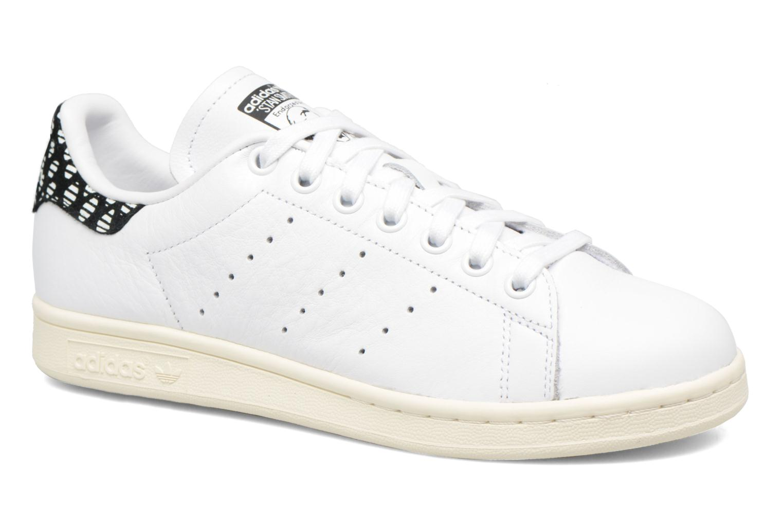Deportivas Adidas Originals Stan Smith W Negro vista de detalle / par