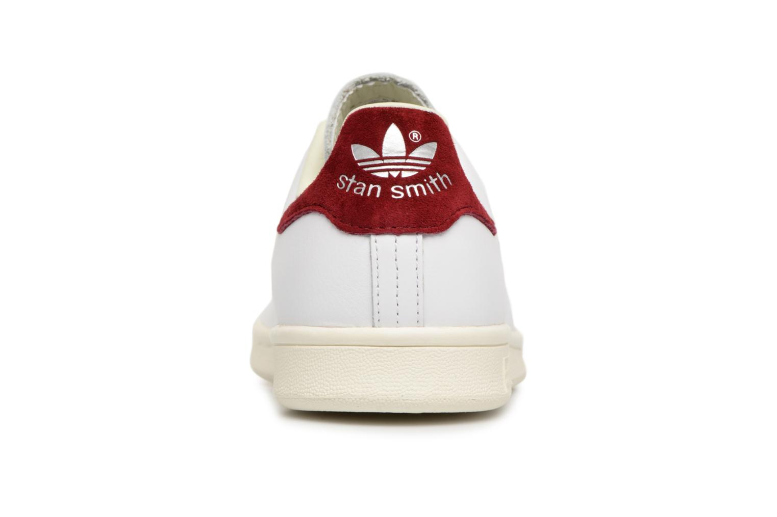 W Stan Smith Burgundy Ftwr Originals Whitecollegiate Whiteftwr Adidas q4T6PBWw8