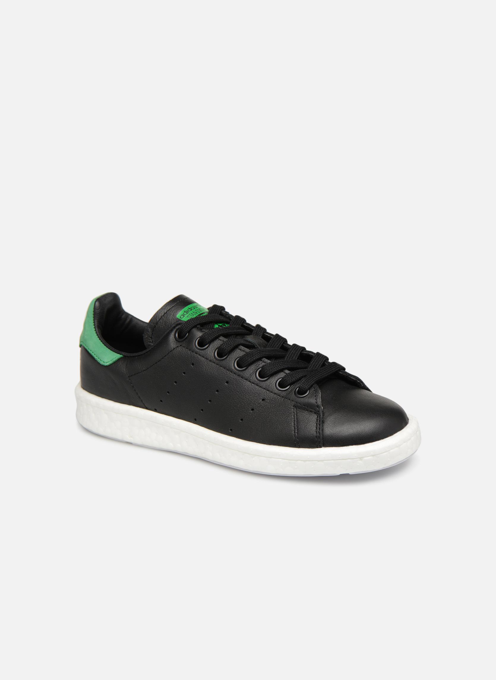 Nuevo Smith zapatos Adidas Originals Stan Smith Nuevo W (Negro) - Deportivas en Más cómodo 970307