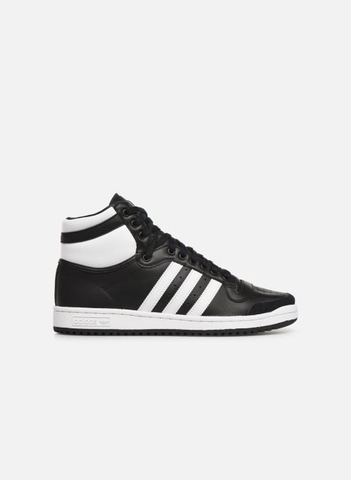 Sneakers adidas originals Top Ten Hi Zwart achterkant