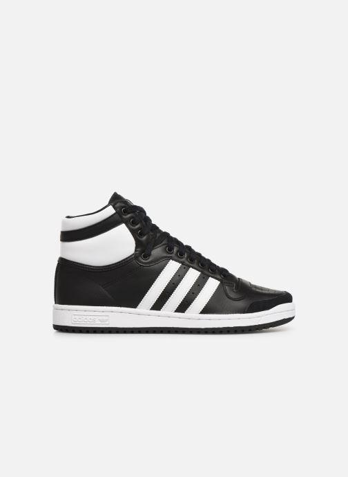 Sneakers adidas originals Top Ten Hi Zwart achterkant