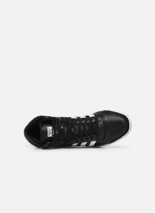 Baskets adidas originals Top Ten Hi Noir vue gauche
