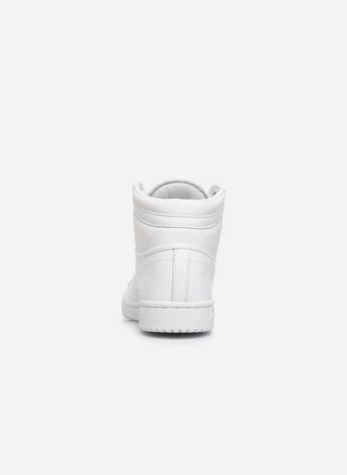 Baskets adidas originals Top Ten Hi Blanc vue droite
