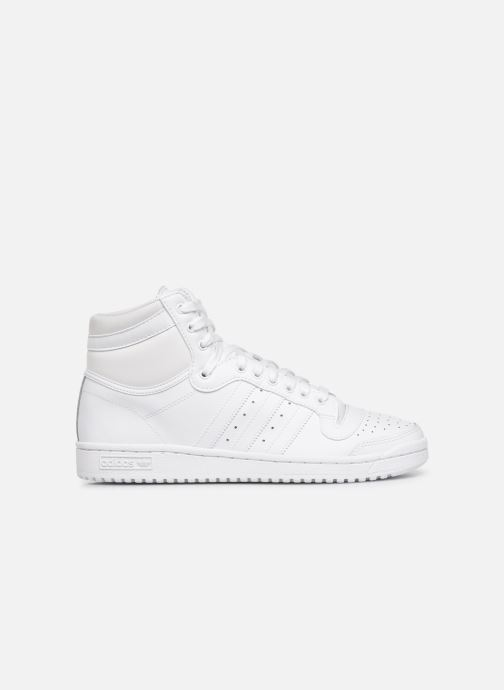 Baskets adidas originals Top Ten Hi Blanc vue derrière