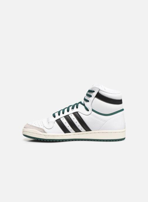Sneakers adidas originals Top Ten Hi Bianco immagine frontale