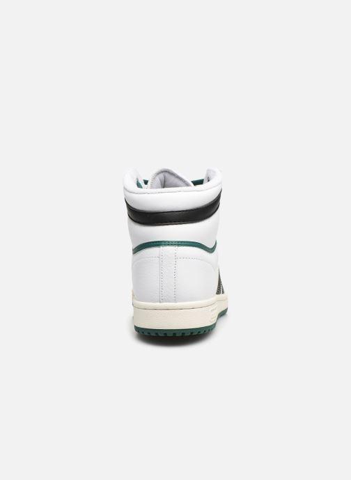 Sneakers adidas originals Top Ten Hi Bianco immagine destra