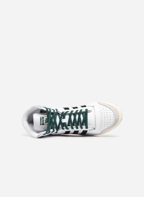 Sneakers adidas originals Top Ten Hi Bianco immagine sinistra